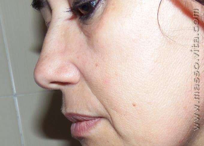 Mascara Facial Lama Negra