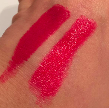 swatch Rouge Coco Stylo de Chanel