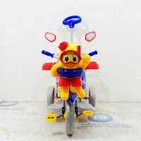 Sepeda Anak Roda Tiga Family F993K Octopus Tricycle