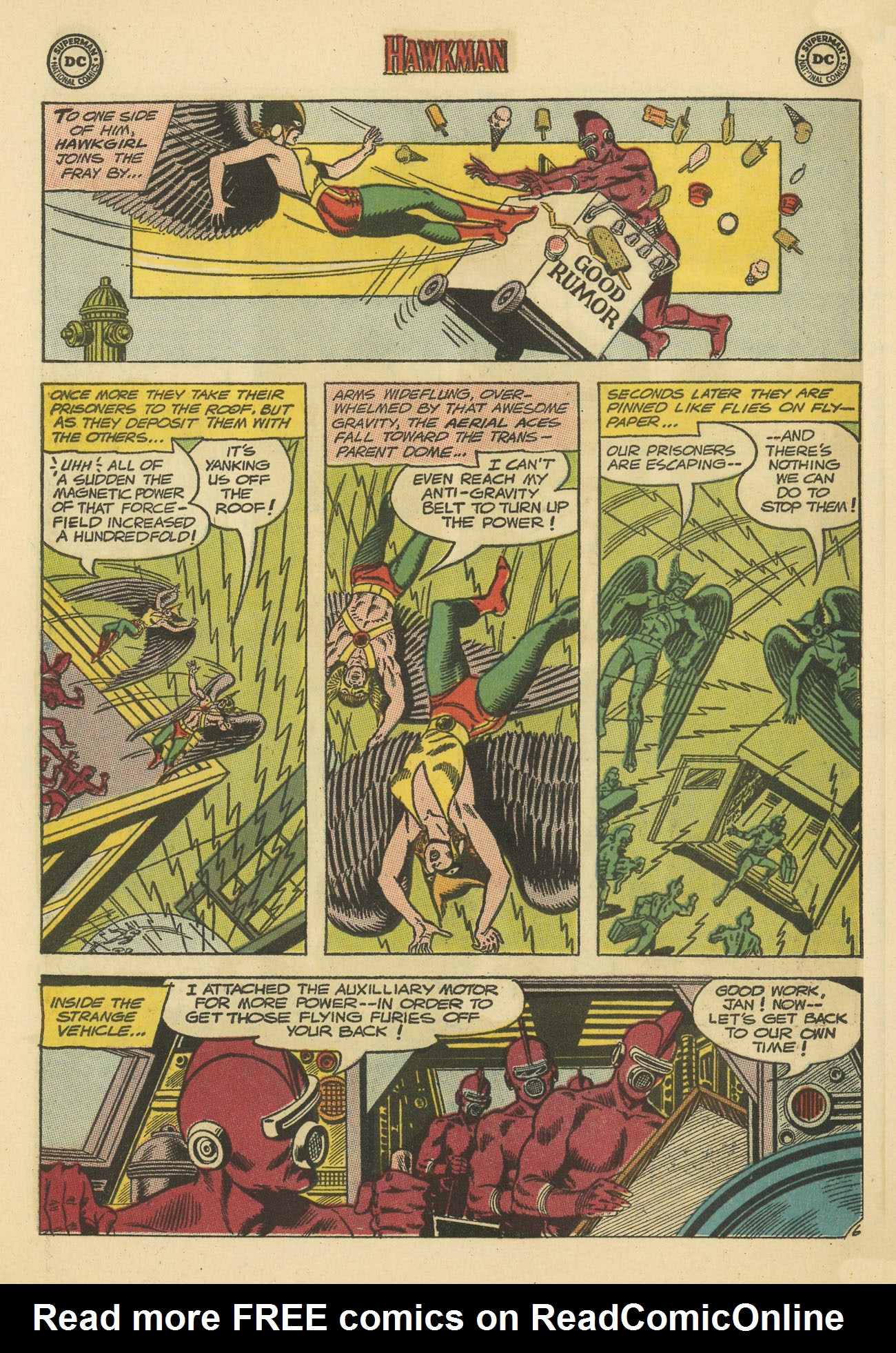 Hawkman (1964) issue 4 - Page 26