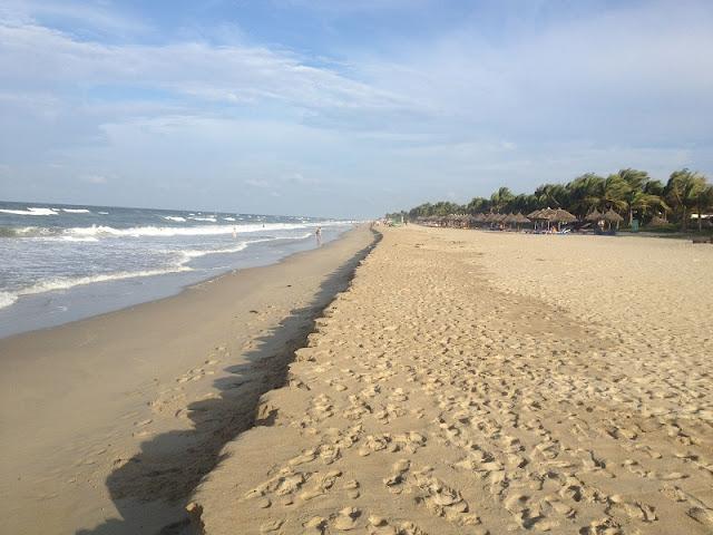 Non Nuoc, An Bang among Asia's top 25 beaches 2