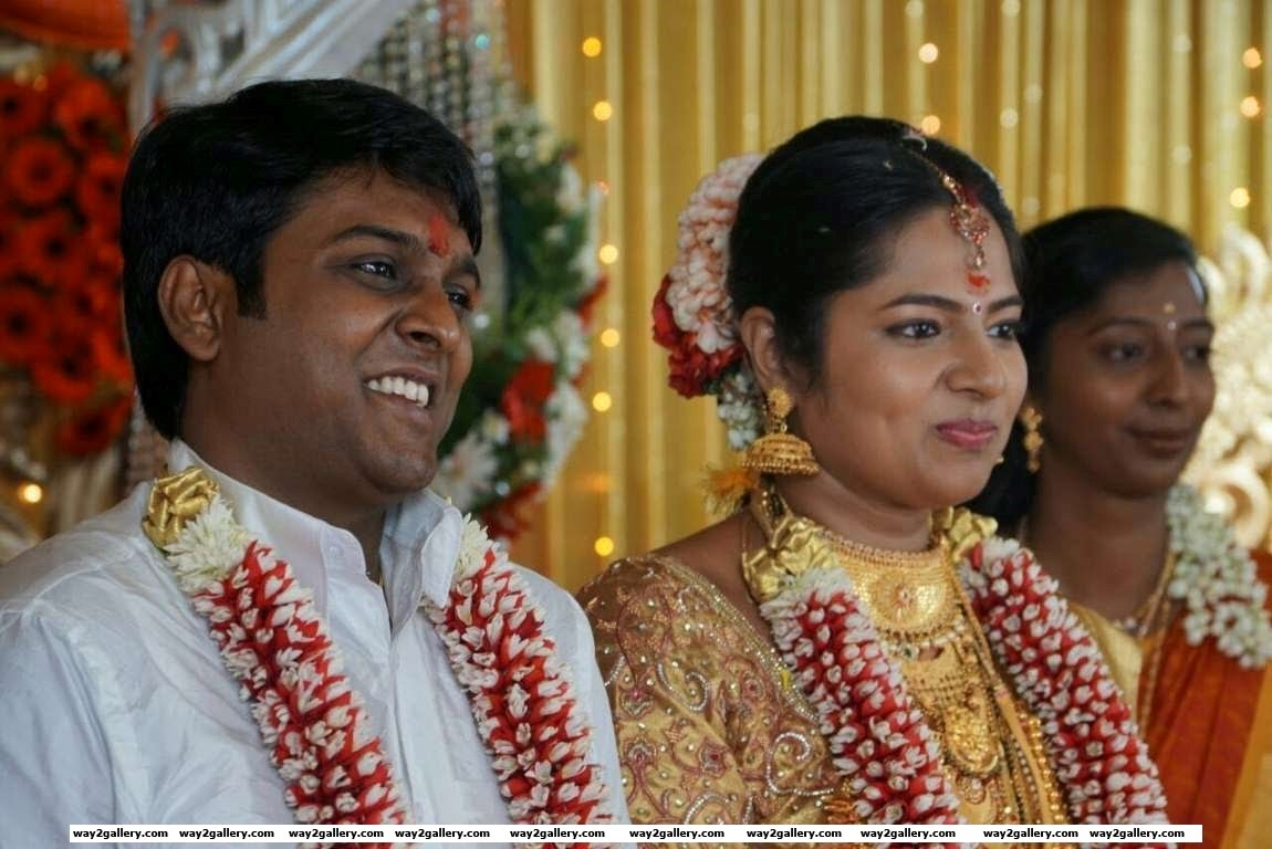 Kollywood producer Vinoth Kumar recently tied the knot with Sindhu
