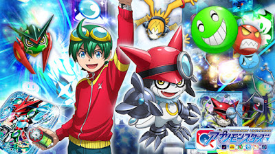Phim Digimon Universe: Appli Monsters