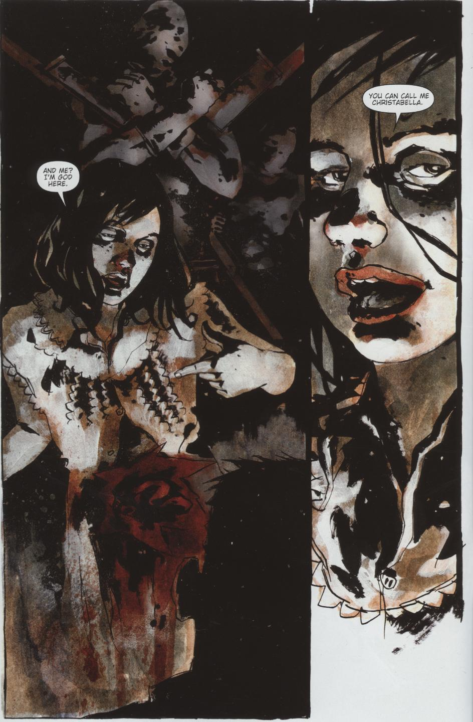 Read online Silent Hill: Dead/Alive comic -  Issue #1 - 4