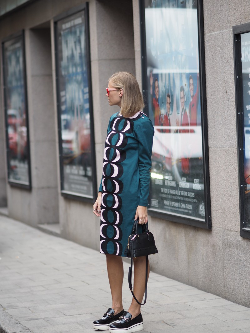 Tine Andrea -  Stockholm Fashion Week, Street Style