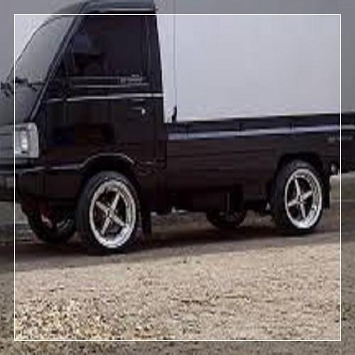 Gambar Modifikasi Mobil Pick Up Futura Ceper