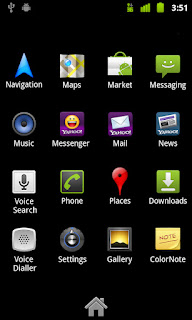 cara mengambil screenshot layar android