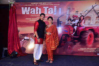 Wah Taj: Movie landed into controversy just before its release