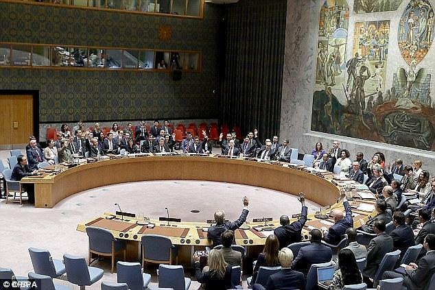 Britain and Russia face off at the UN over the Novichok attack in Salisbury