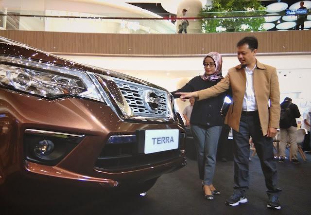 Harga Nissan Terra