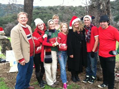 Richard Stewart, Maja Trochimczyk, and Dancers at the Bandito Park