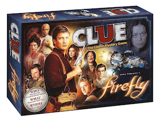 Firefly Clue and Yahtzee Board Game Giveaway