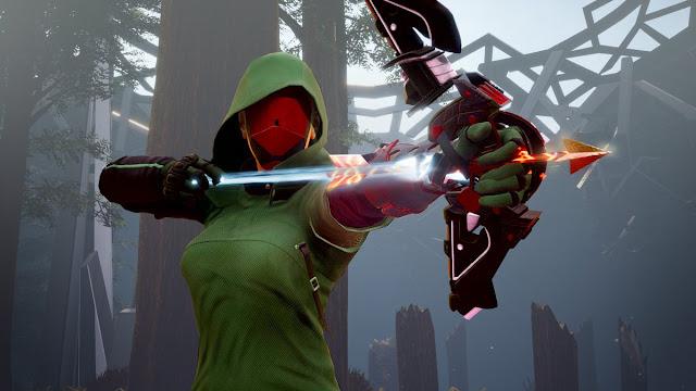 """""""DeathGarden"""" Hot game bắn súng người thứ ba 2018"""