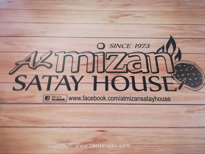 Celebrate April and May birthday's di Al-Mizan Satay House