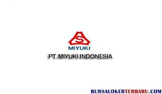 Lowongan Kerja PT. Miyuki Indonesia