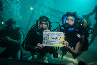 47 Meters Down Mandy Moore and Claire Holt Set Photo 3 (22)