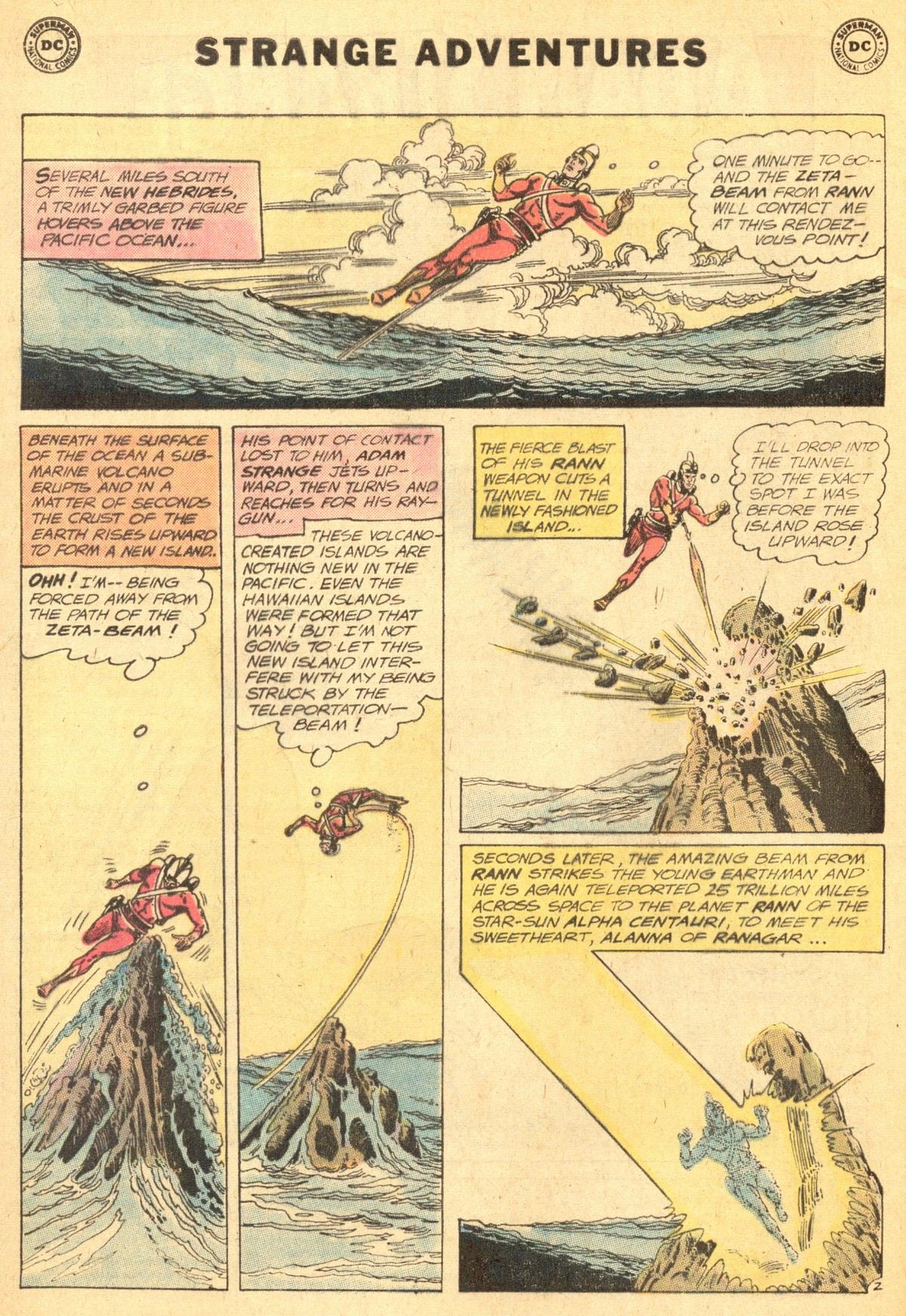 Strange Adventures (1950) issue 243 - Page 4