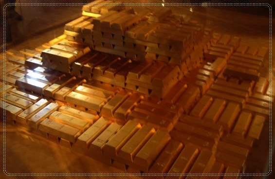 Emas batangan harta peninggalan Bung Karno