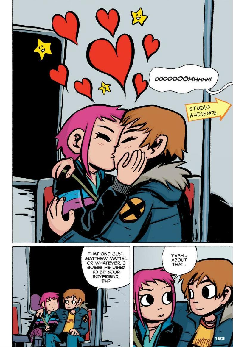 Read online Scott Pilgrim comic -  Issue #1 - 145