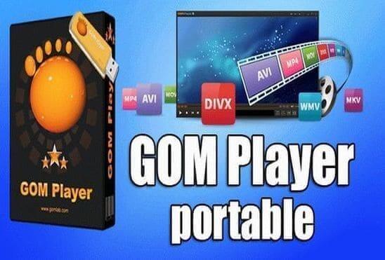 تحميل برنامج جوم بلاير نسخة محمولة GOM Player Portable اخر اصدار