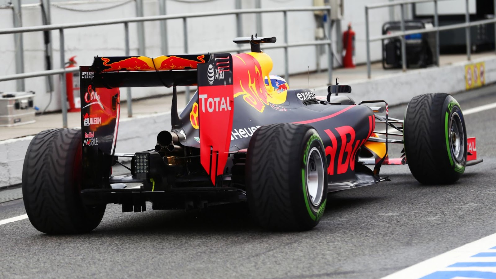 Red Bull Racing – RB12