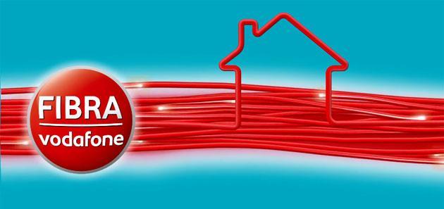 Vodafone duplicará la fibra a todos sus clientes en dos meses.