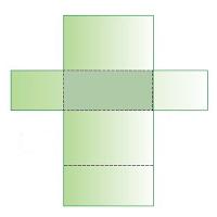 Rangkuman Materi dan Contoh Soal Jaring-Jaring Bangun Ruang
