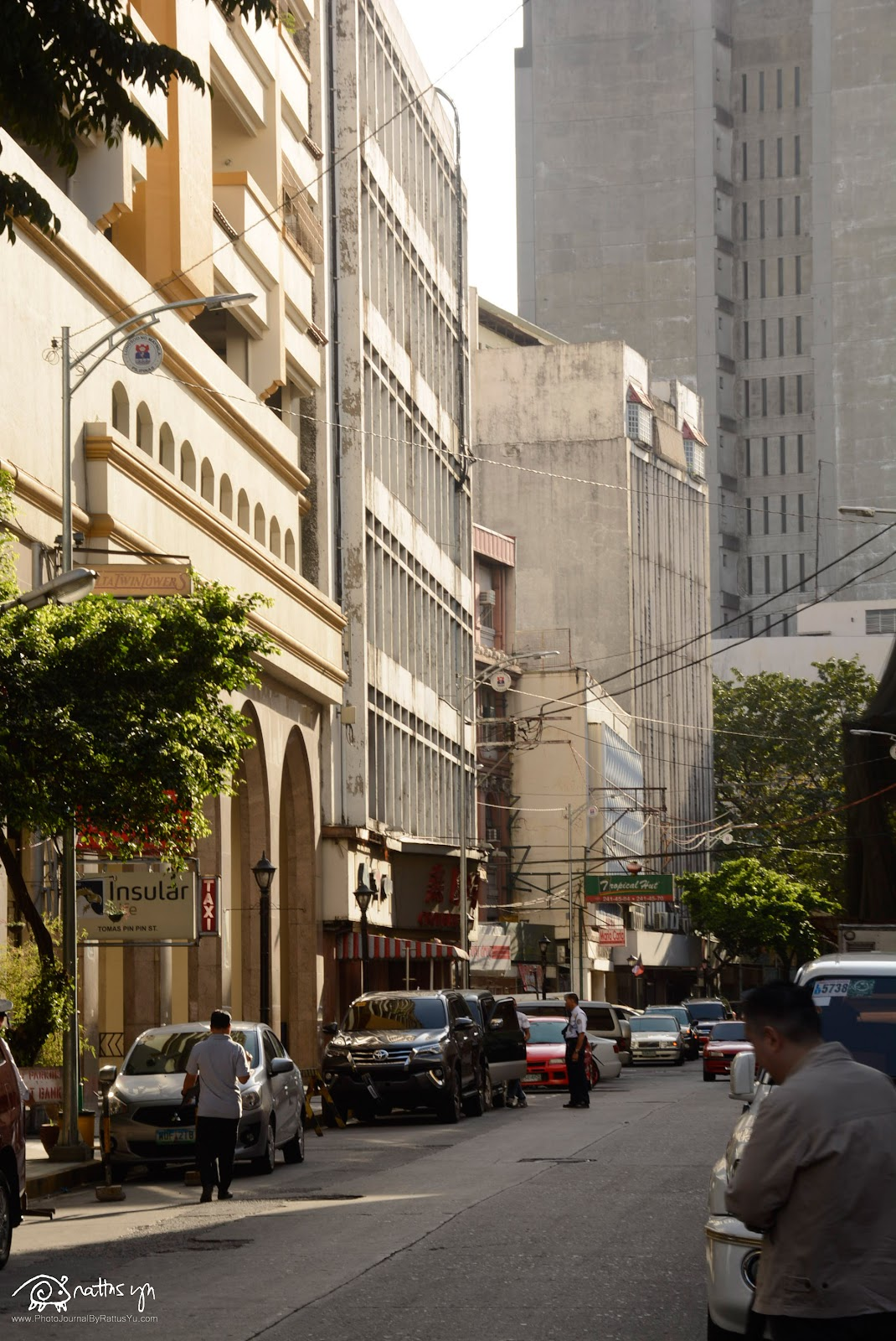 Binondo, Chinatown, Sta. Cruz, business district, Quintin Paredes Street, old buildings, photowalk
