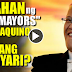 EX PDEA CHIEF CONFESS HE SUBMITTED THE DUTERTE LIST TO PNOY IN 2010 BUT NOTHING HAPPENED