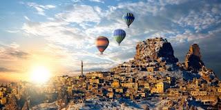 Tempat WisataTersembunyi Paling Indah di Dunia