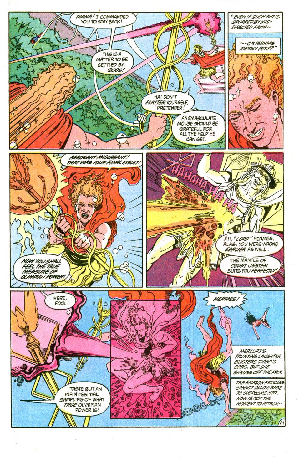Read online Wonder Woman (1987) comic -  Issue #51 - 23