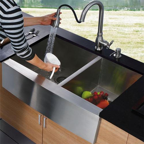 Universal Design Kitchen Cabinets: ADA/Universal Design: Kitchen Farmhouse/Apron Sinks For