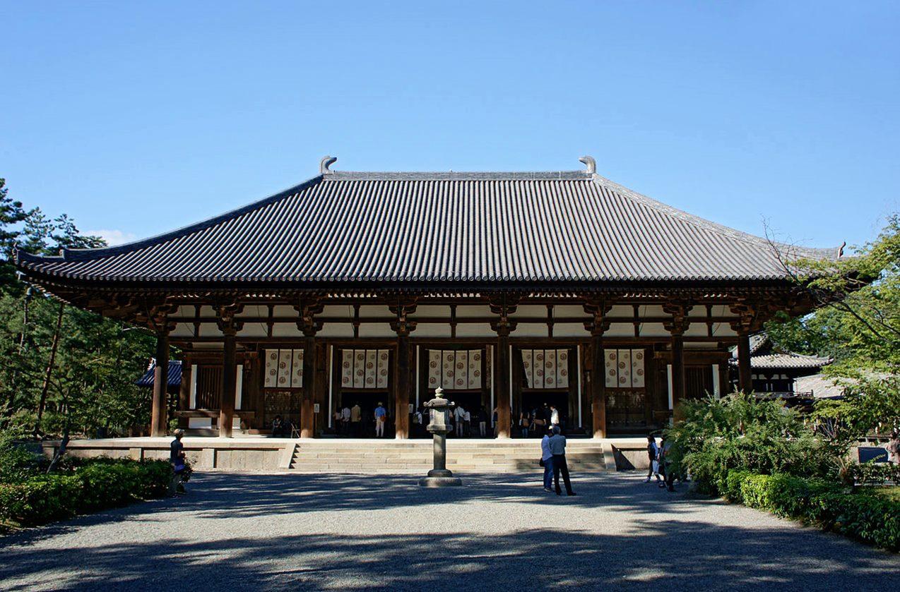 奈良-景點-推薦-唐招提寺-Toshodaiji Temple-市區-自由行-必玩-必遊-必去-旅遊-觀光-日本-Nara-Tourist-Attraction