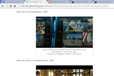 Cameo de Stan Lee en Los Vengadores - Marvel - The Avengers - Stan Lee - Capitán América - Iron Man - Hulk - Viuda Negra - Ojo de halcón - Thor - Cine Fantástico - Cine y Cómic - el fancine - ÁlvaroGP - Álvaro García - el troblogdita