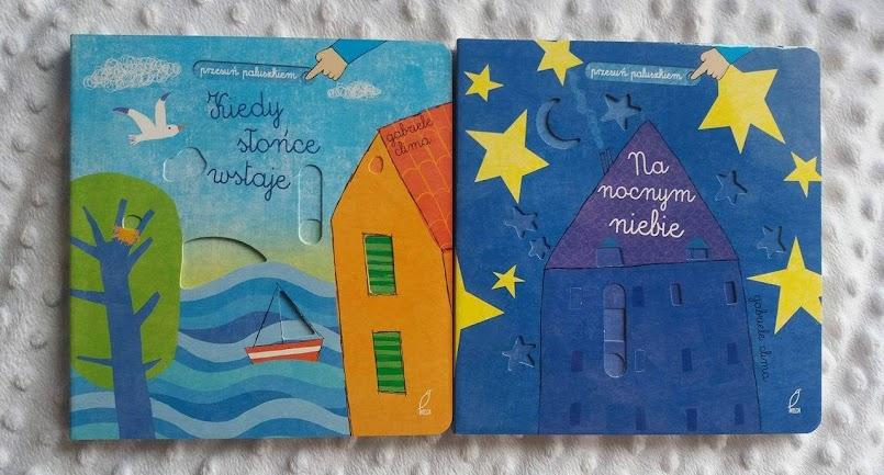 Przesuń paluszkiem: Kiedy słońce wstaje, Na nocnym niebie - Gabriele Clima