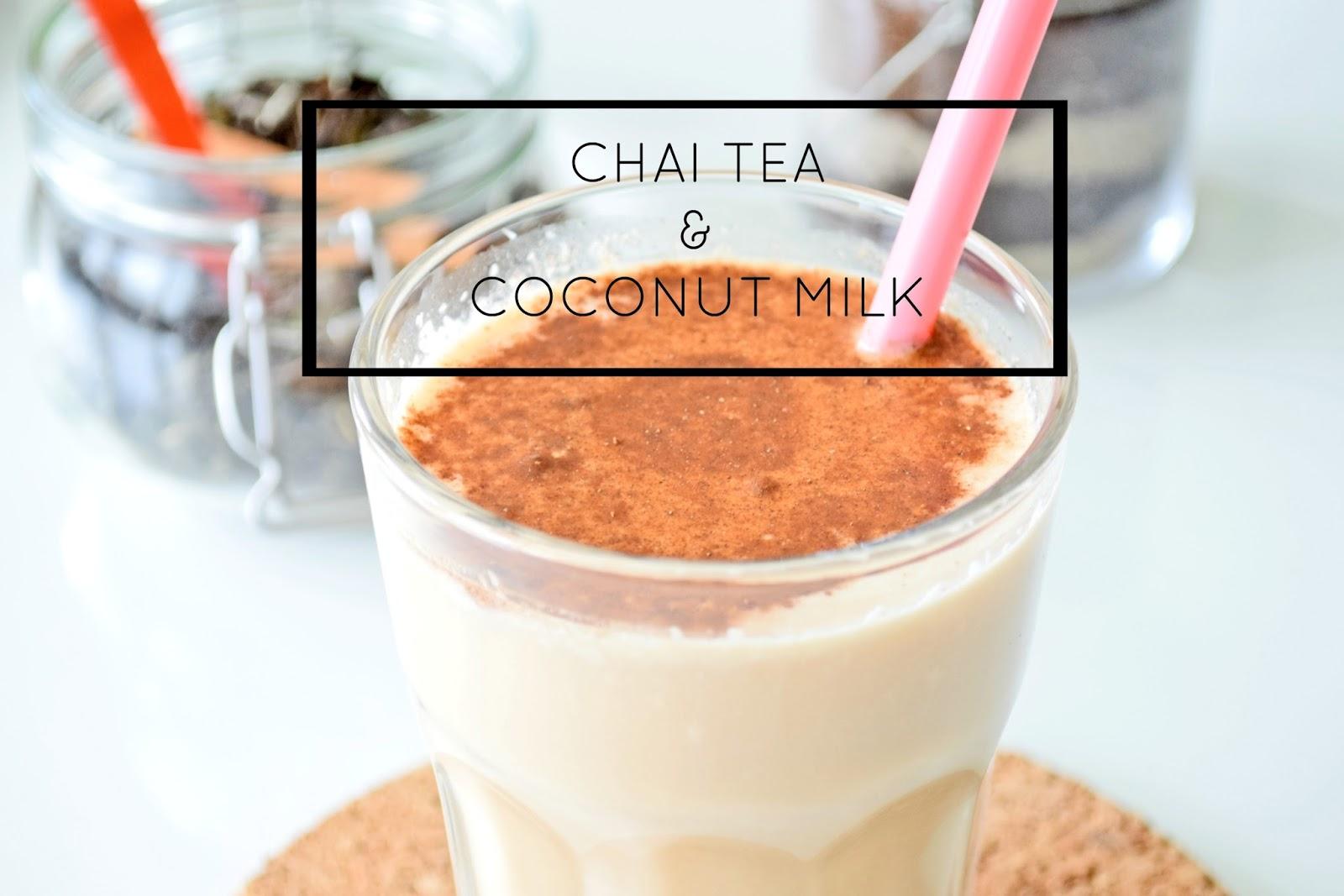 kokosowa herbata