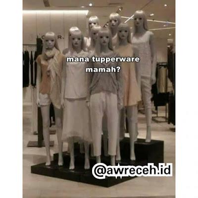 12 Meme Lucu 'Obrolan Manekin' Ini Bikin Ngakak Sejadinya