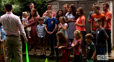 Duggar gender reveal party