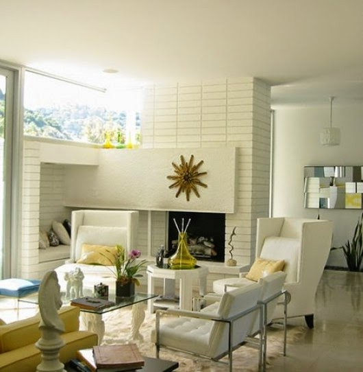 14 White Living Rooms Design