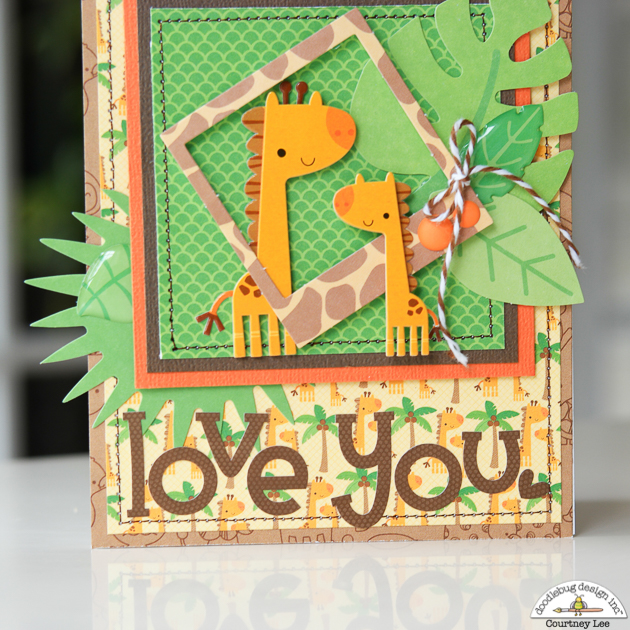 Doodlebug Design Inc Blog At The Zoo Collection Cards By