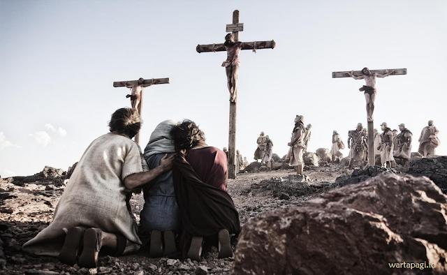 Kumpulan gambar Salib Jumat Agung lengkap kata ucapan terbaru 2018