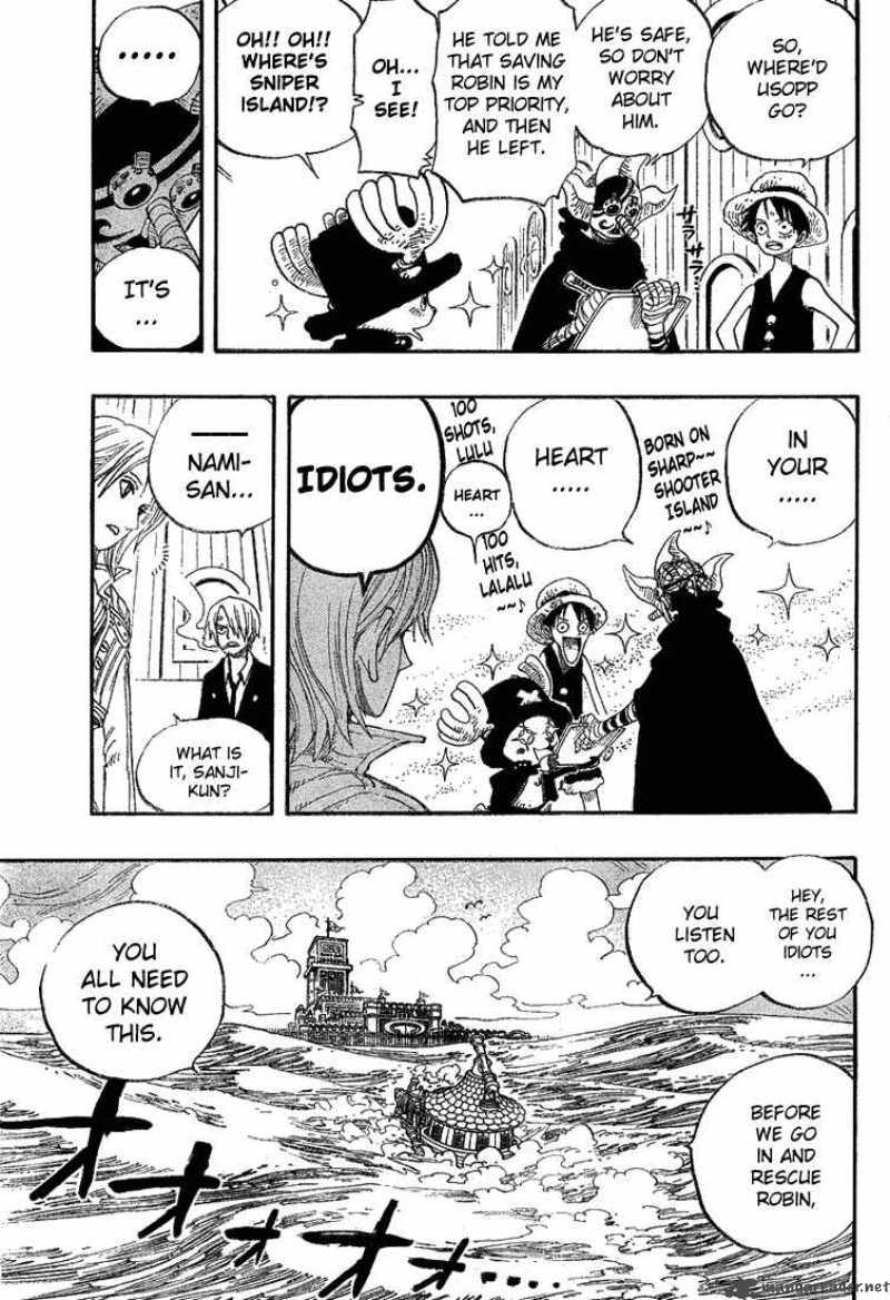 One Piece Ch 376