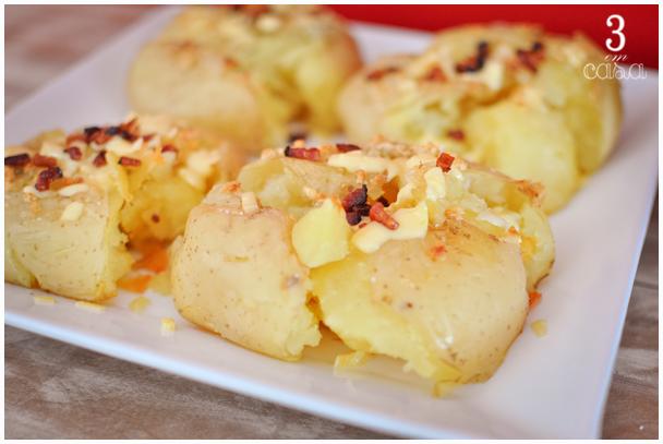 receita batata facil