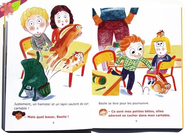 Chouette, des petites bêtes ! de Didier Lévy et Anne Rouquette - Bayard poche - collection Tu lis je lis