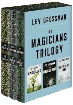 Trilogy boxed set