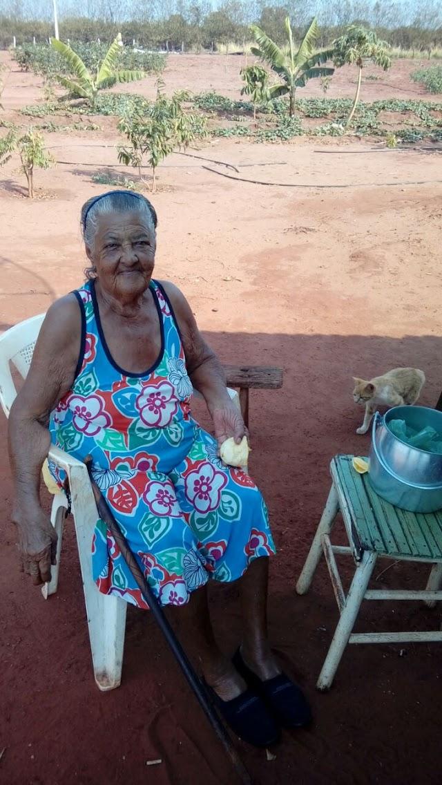 Dona Leonor procura irmã que não vê a quase 30 anos