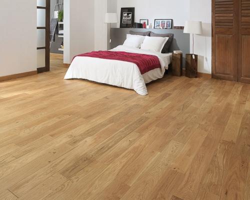 Cách lựa chọn sàn gỗ tự nhiên cho mỗi vị trí trên cùng một không gian