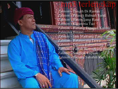 mp3 minang bambang zalmon