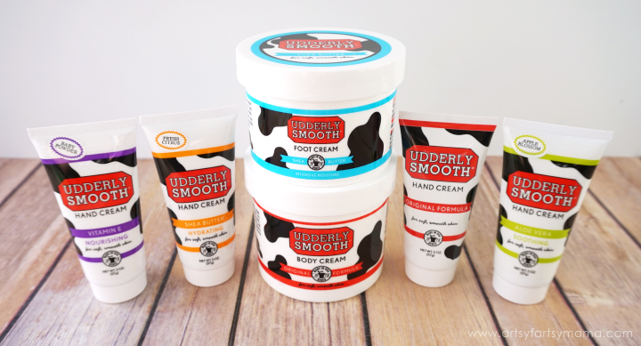 Winter Survival Kit with Udderly Smooth