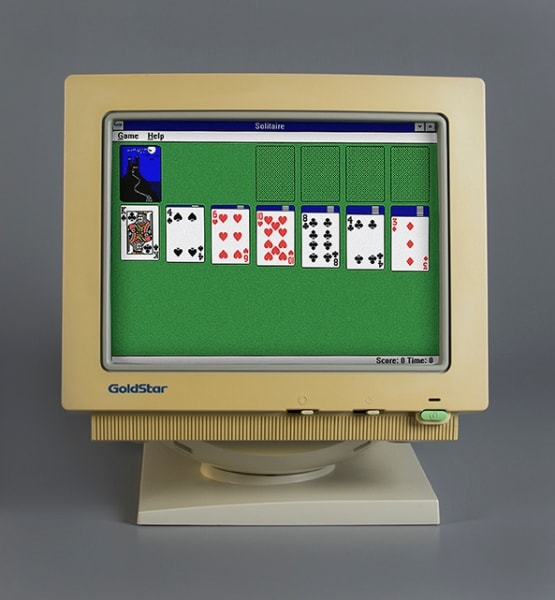 World Video Game Hall of Fame - Microsoft Solitaire